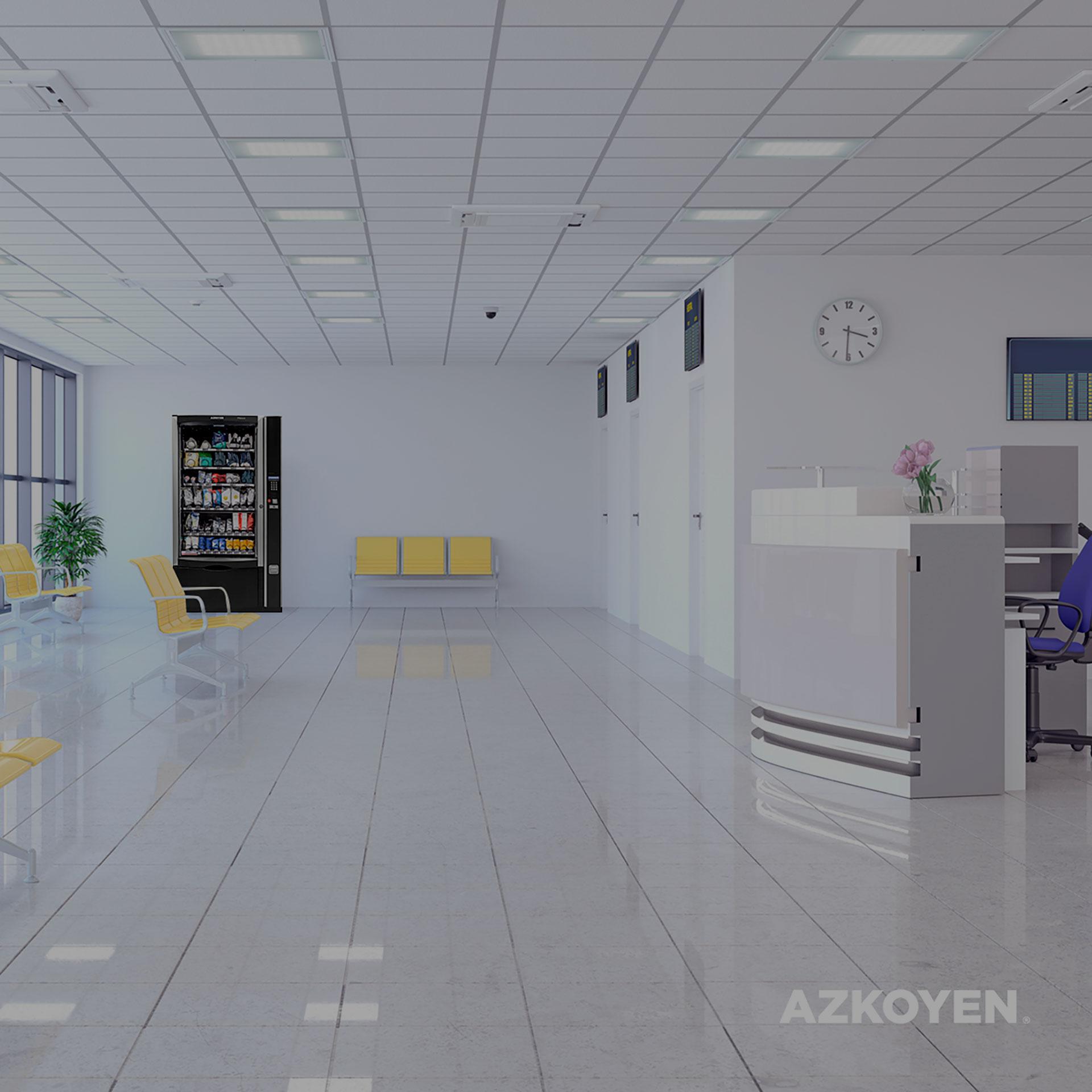 Azkoyen is working to distribute free PPE using its automatic machines