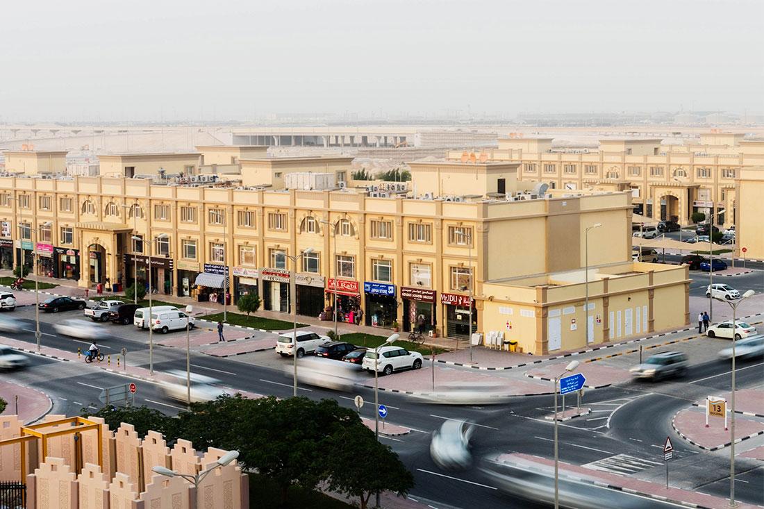 Strategic locations in Qatar equipped with Azkoyen vending machines