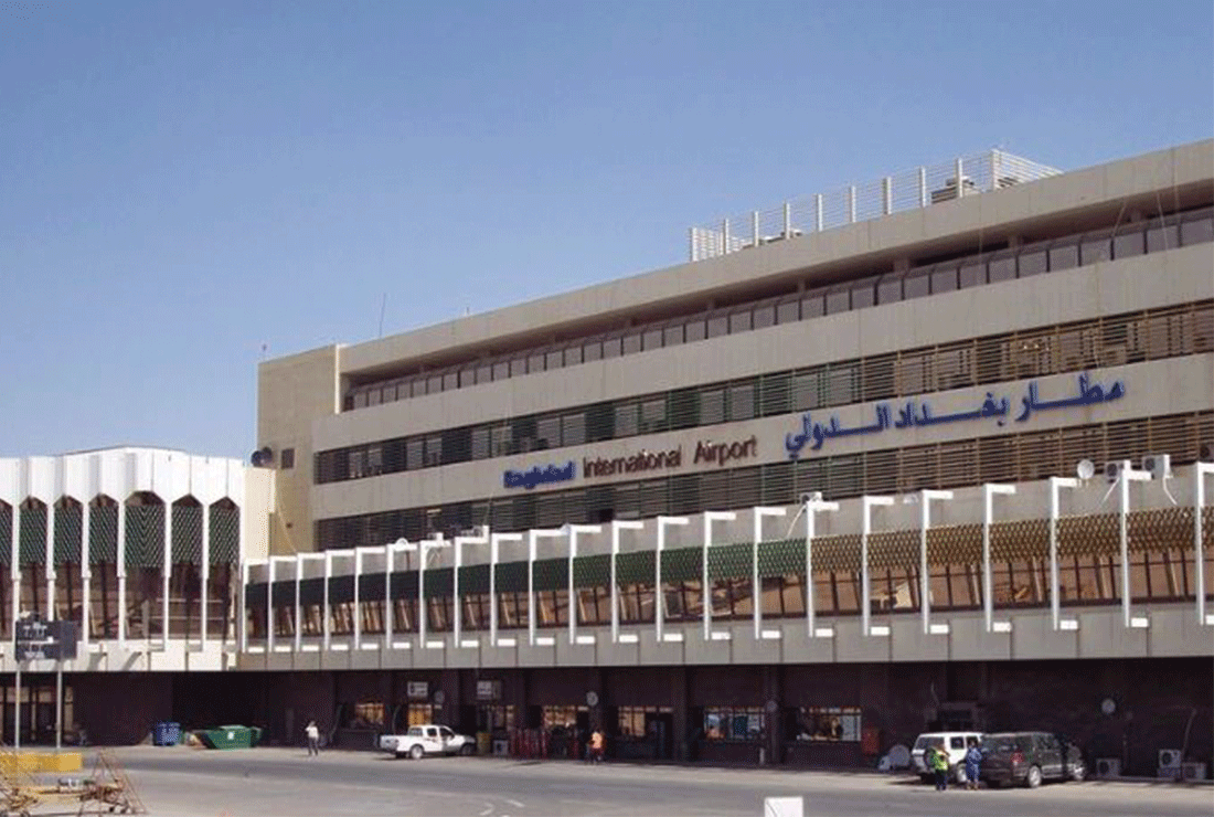 Azkoyen arrives at Baghdad International Airport with its hot and cold beverage vending machines
